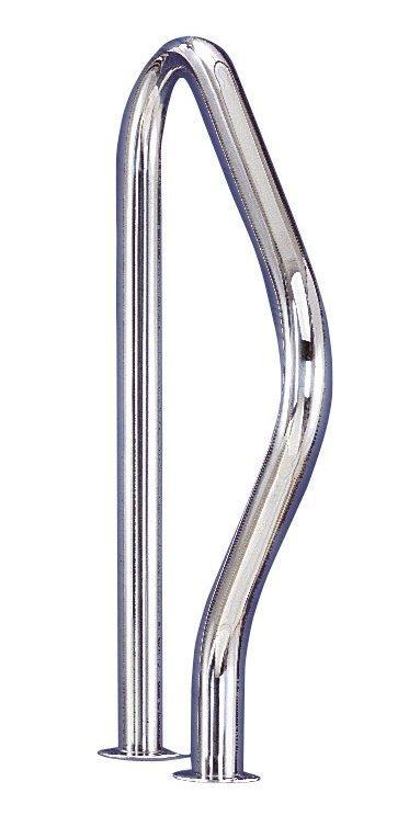 Žebříkové madlo pro výstup - AISI 316