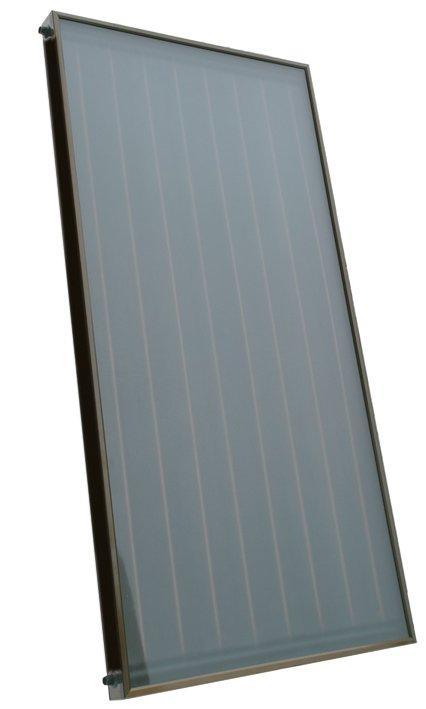 Solární kolektor KPC (100 x 200 x 8 cm)