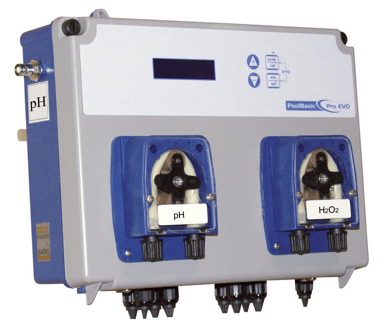 Dávkovací stanice VA DOS BASIC OXY pH/H2O2