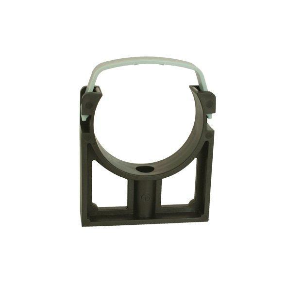 PVC Trubková svorka 110 mm s klipsem CH