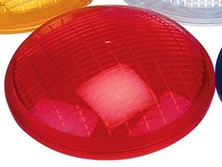 Barevná clonka - Světlo VA 100 W (červená)
