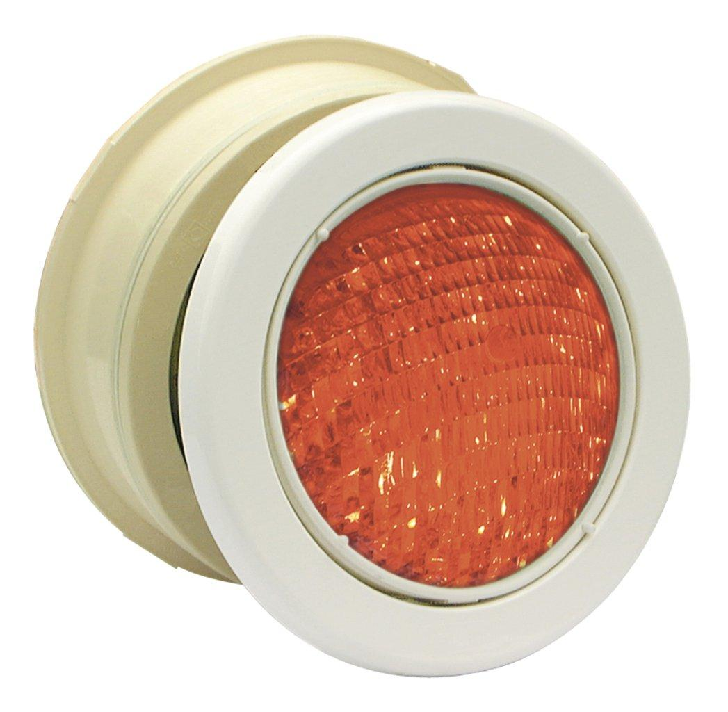 Podvodní světlomet MTS LED27 - plast ABS, do betonu (bílé)