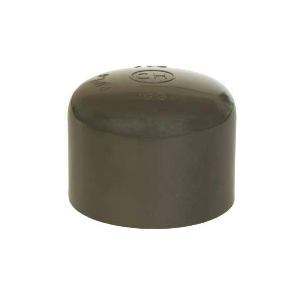 PVC tvarovka - Zátka 20 mm