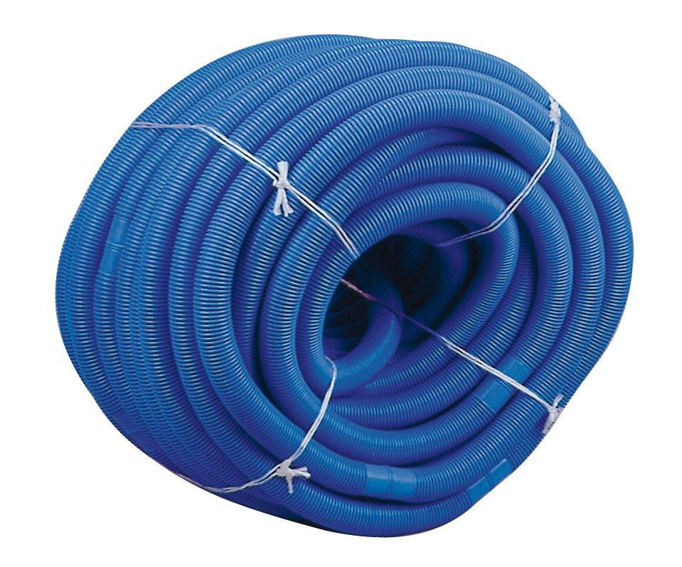 Plovoucí hadice s koncovkou po 1,5m, d= 38mm,modrá barva, balení 50m