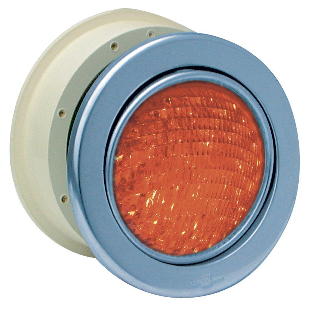 Podvodní světlomet MTS LED27 - nerez, do betonu
