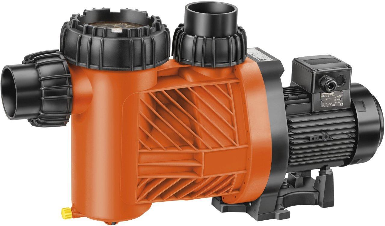Čerpadlo Speck Badu 90/25 - 400V, 25 m3/h, 1,30 kW