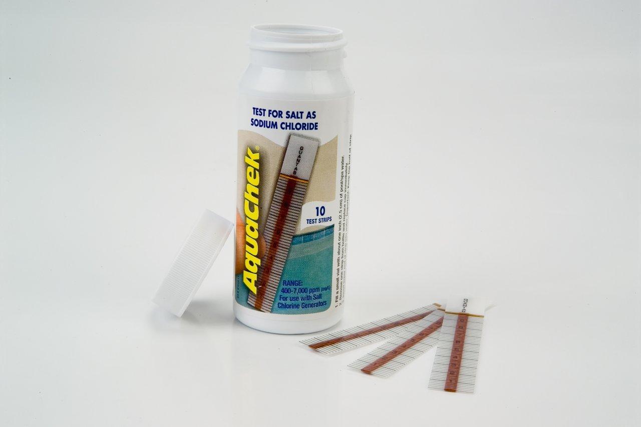 Tester – testovací proužky – sůl (10 ks)