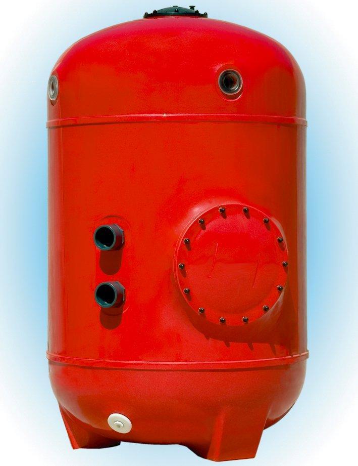 Filtr San Altea 1200mm, filtrační kříž, 45 m3/h, písk. lože 1,2 m