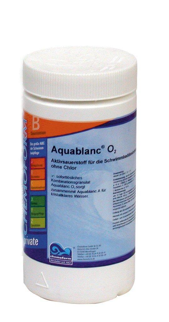 Aqua Blanc – granulát O2 1kg