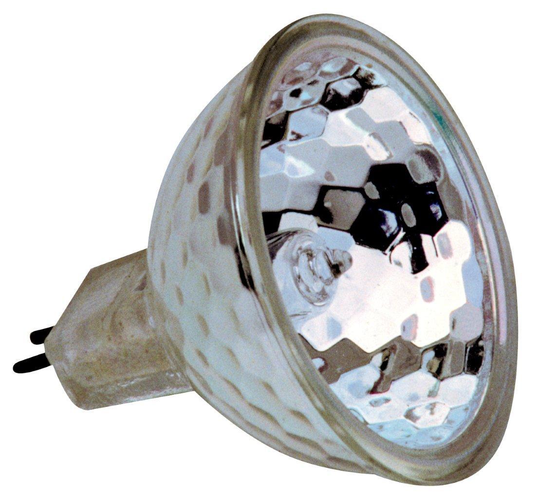 Halogenová lampa HRFG 50 W/12 V – s čelním sklem 35 mm