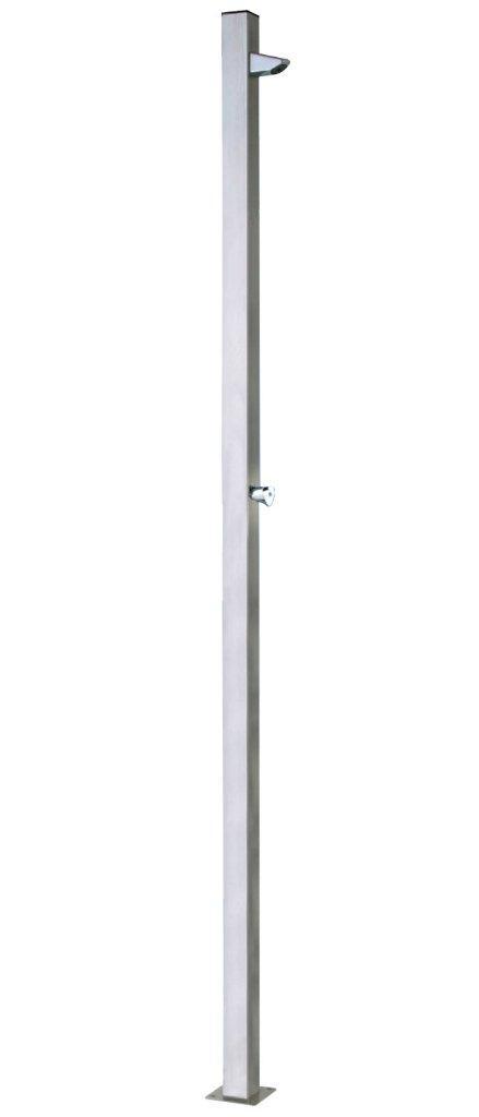 Bazénová sprcha Tetra, materiál nerez AISI 304
