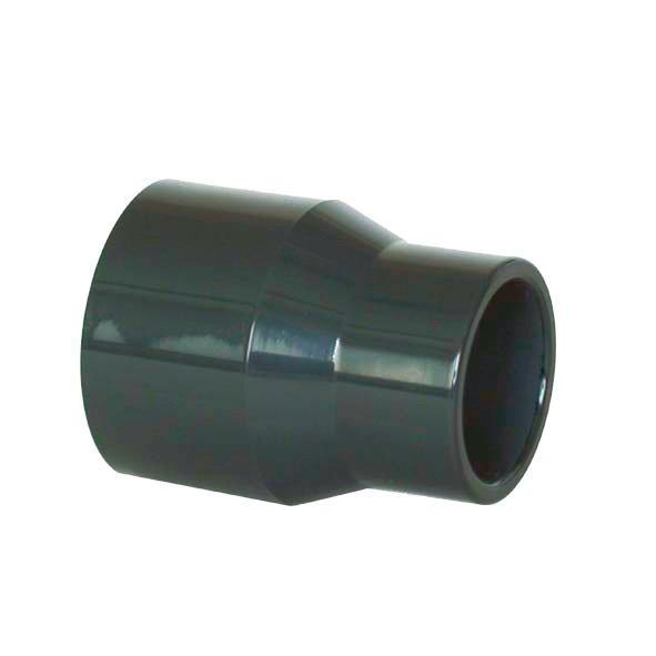 PVC tvarovka - Redukce dlouhá 90–75 x 63 mm