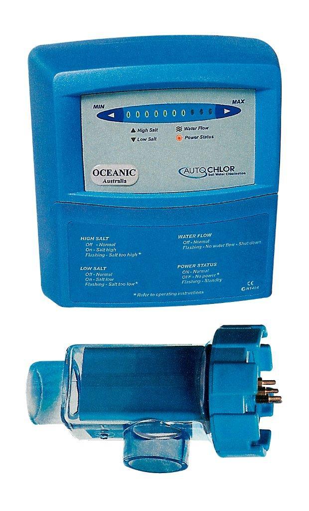 Auto chlor AC20SMC-do 140(uvnitř)/130(venku) m3,vč. samočistící nádoby