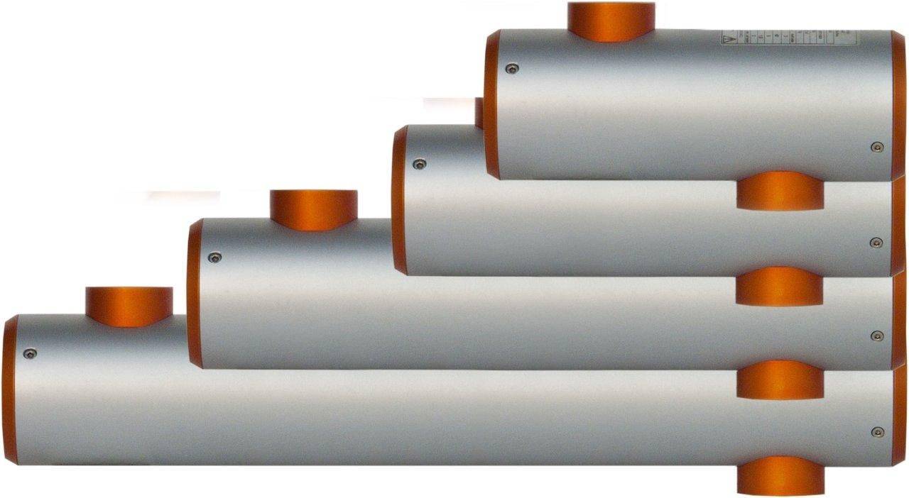 Tepelný keramický výmenník OVBC 400 - 46 kW(80°C) / 26 kW(50°C)