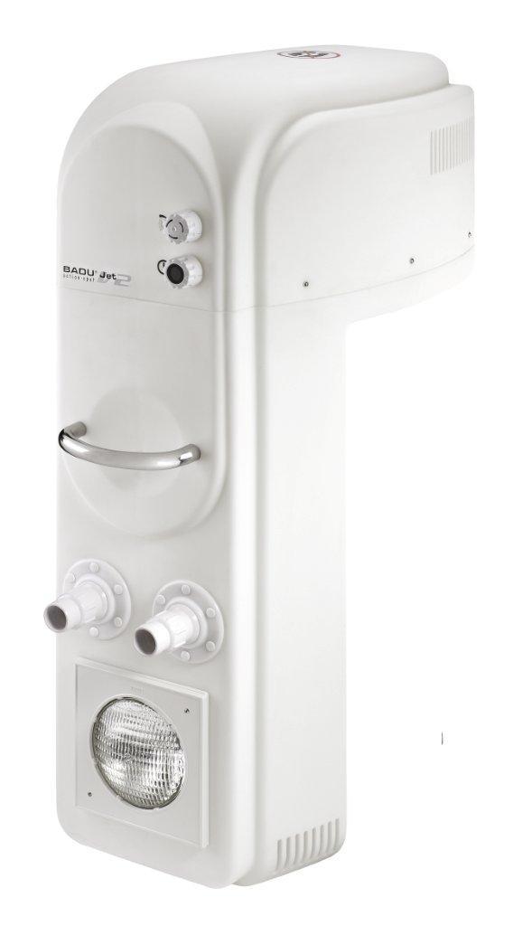 Závěsný protiproud Badu Jet - Aktiv spot,54m3/h,230V,2,9kW + světlomet