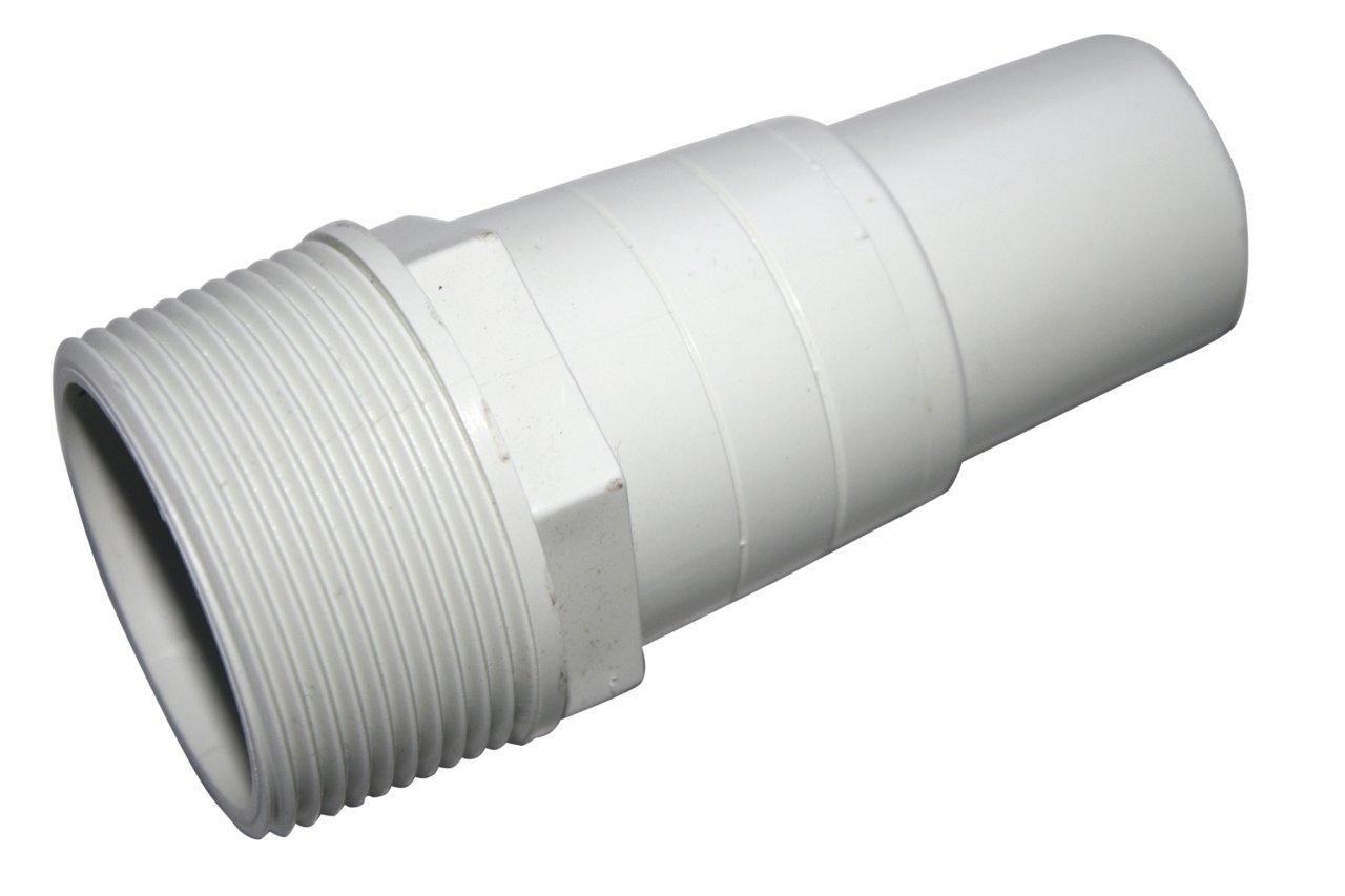 """PVC tvarovka - Trn hadicový 32/38 x 11/2"""", ABS"""