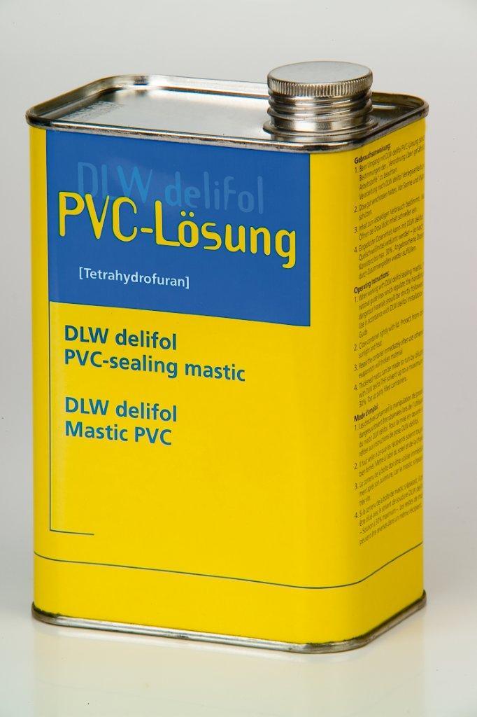 DLW Delifol - tekutá PVC fólie - bílá, 1 kg