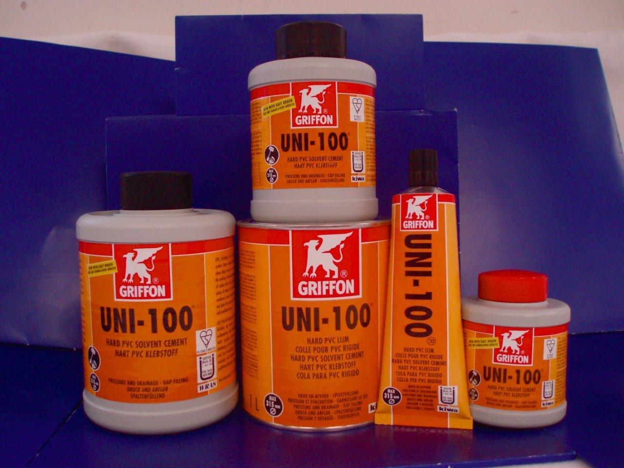 PVC lepidlo Griffon 1000 ml