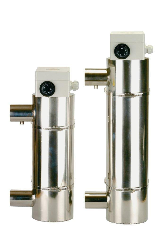 Topení EOV-30, 30 kW 400 V, nerez, s tlakovým spínačem