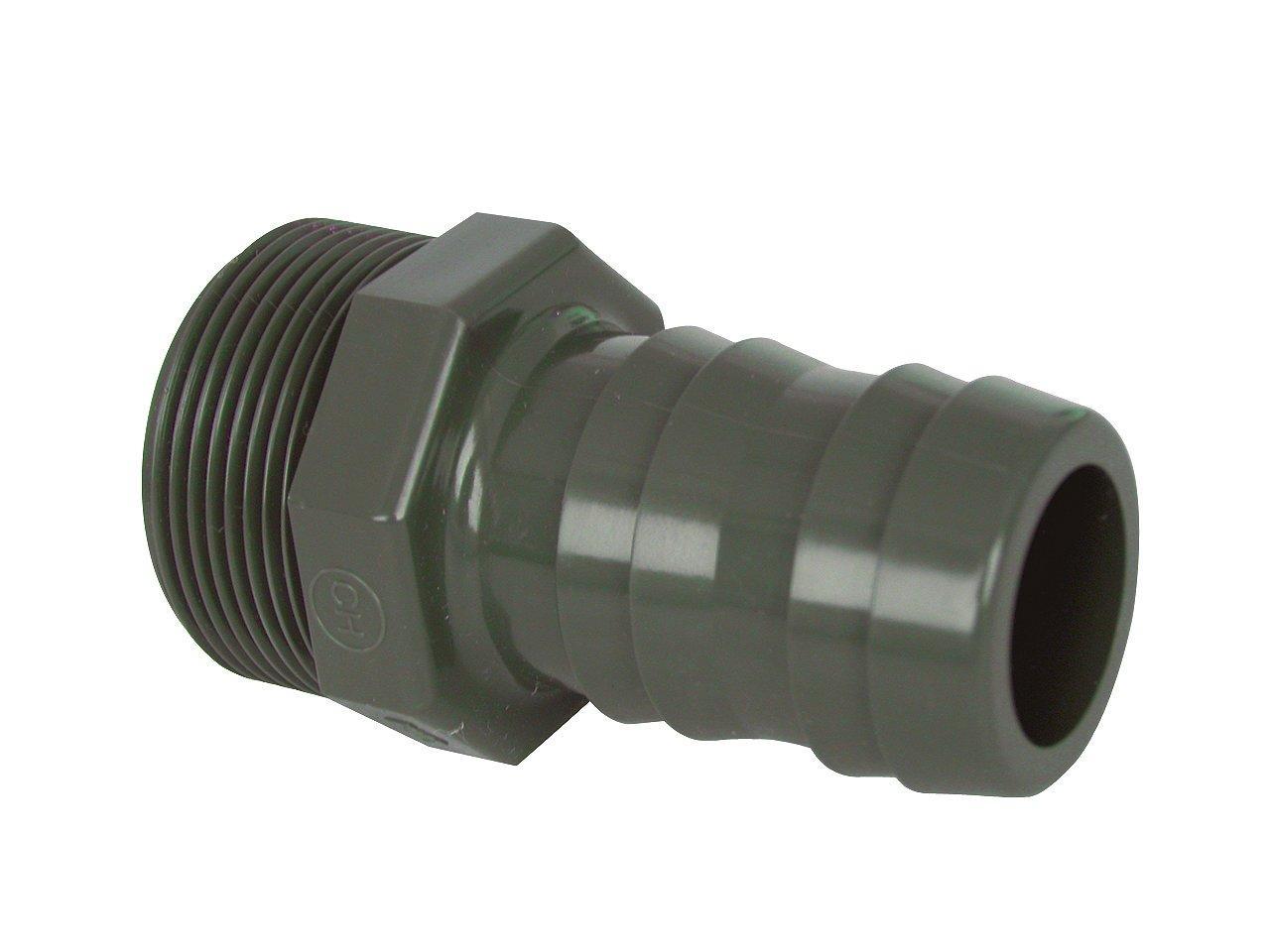 "PVC tvarovka - Trn hadicový 40 x 11/4"""