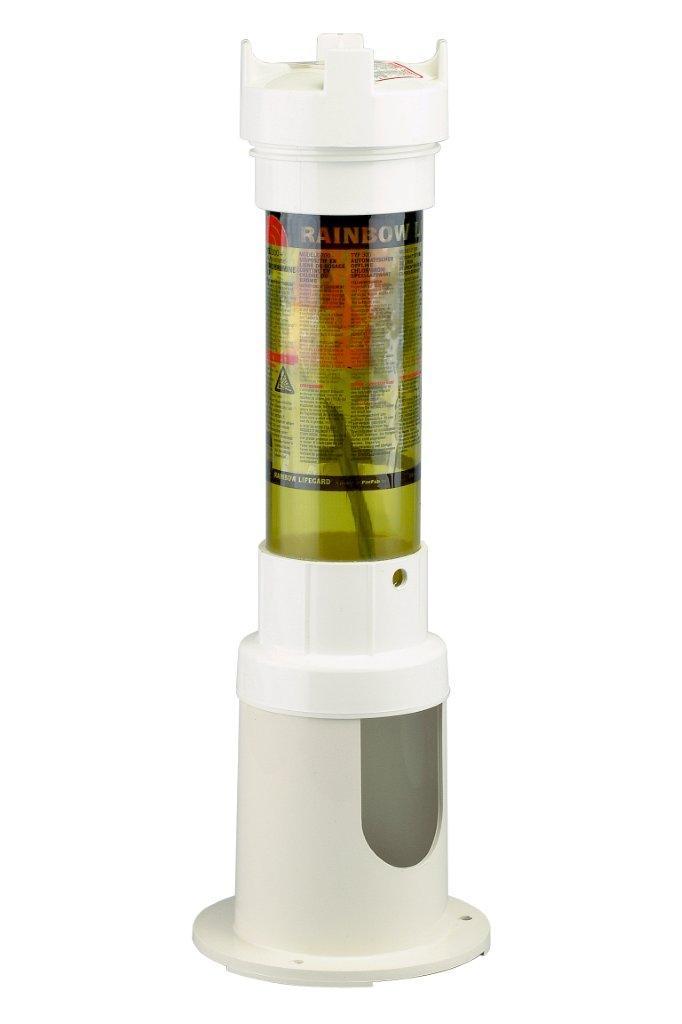 Dávkovač pev. látek - hadičkový průhledný Rainbow 300-C, 2,2kg