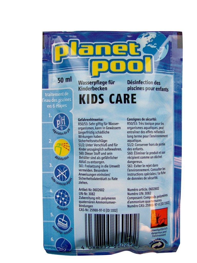 Kids Care 50 ml, pro 800–1 200 l/2 týdny – 1 sáček
