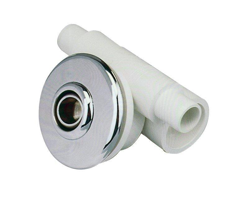 Hydromasážní tryska - Minitryska 24 ABS (chrom), d= otvoru 23