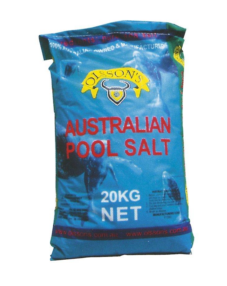 Bazénová soľ AUSTRÁLIE, balenie 20 kg