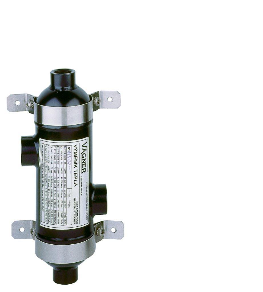 Tepelný výmenník OVB 45, 13,0 kW, (11 000 kcal.)