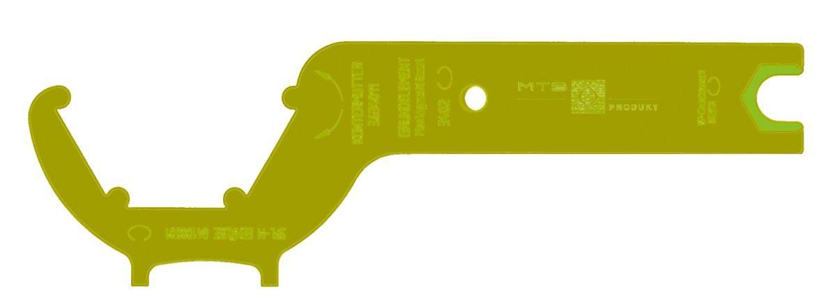Příslušenství MTS - Víceúčelový montážní klíč