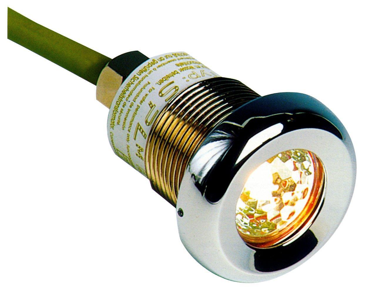 Podvodní světlomet SPL M II 35W (chrom)