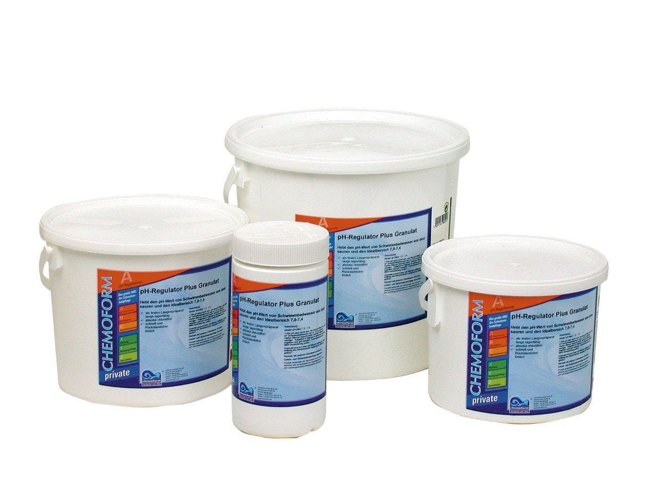 pH Plus 5,0 kg - granulát