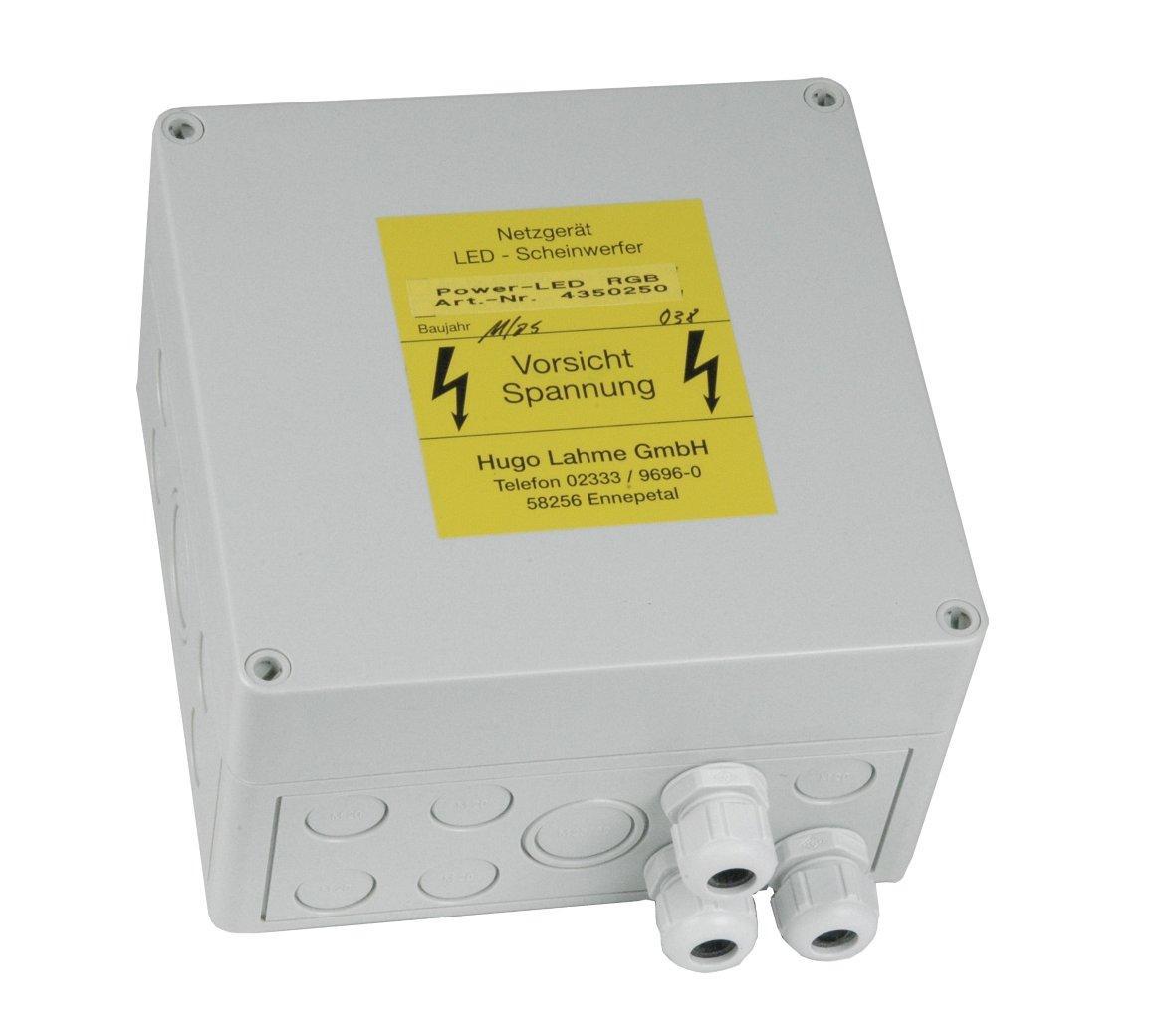 Hlavní zdroj pro 1 LED barevné RGB světlo 24 x 3 W – řídící jednotka