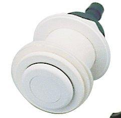 Pneumatické tlačítko, včetně průchodu stěnou