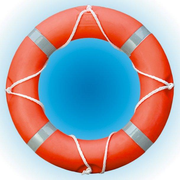 Záchranný kruh d= 730 mm