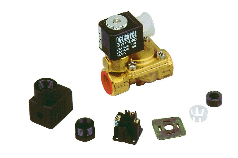 """Elektronické hlídání hladiny - Elektromagnetický ventil 1/2"""""""