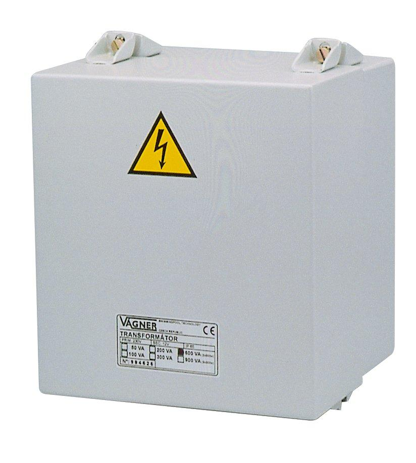 Bezpečnostní transformátor 900 W, 230 V/12 V