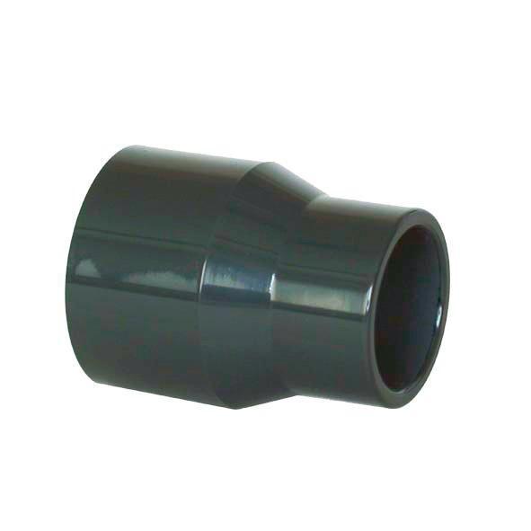 PVC tvarovka - Redukce dlouhá 63–50 x 32 mm