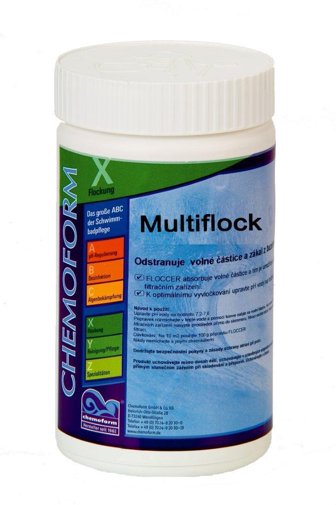 Multiflock 1 kg - tableta 125 g