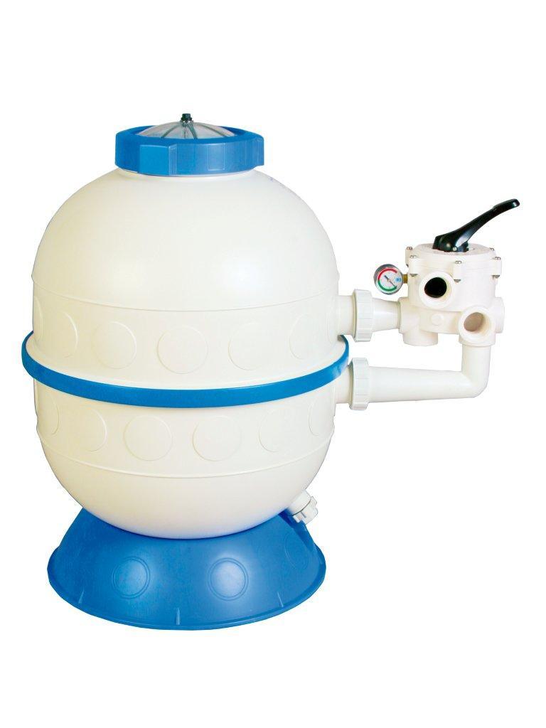 Filtrační nádoba GRANADA 400 mm, 6 m3/h, 6-ti cestný boční ventil