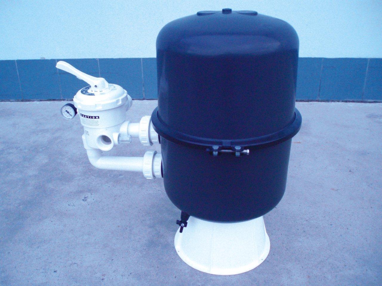 Filtrační nádoba Saphir 400, 7 m3/h