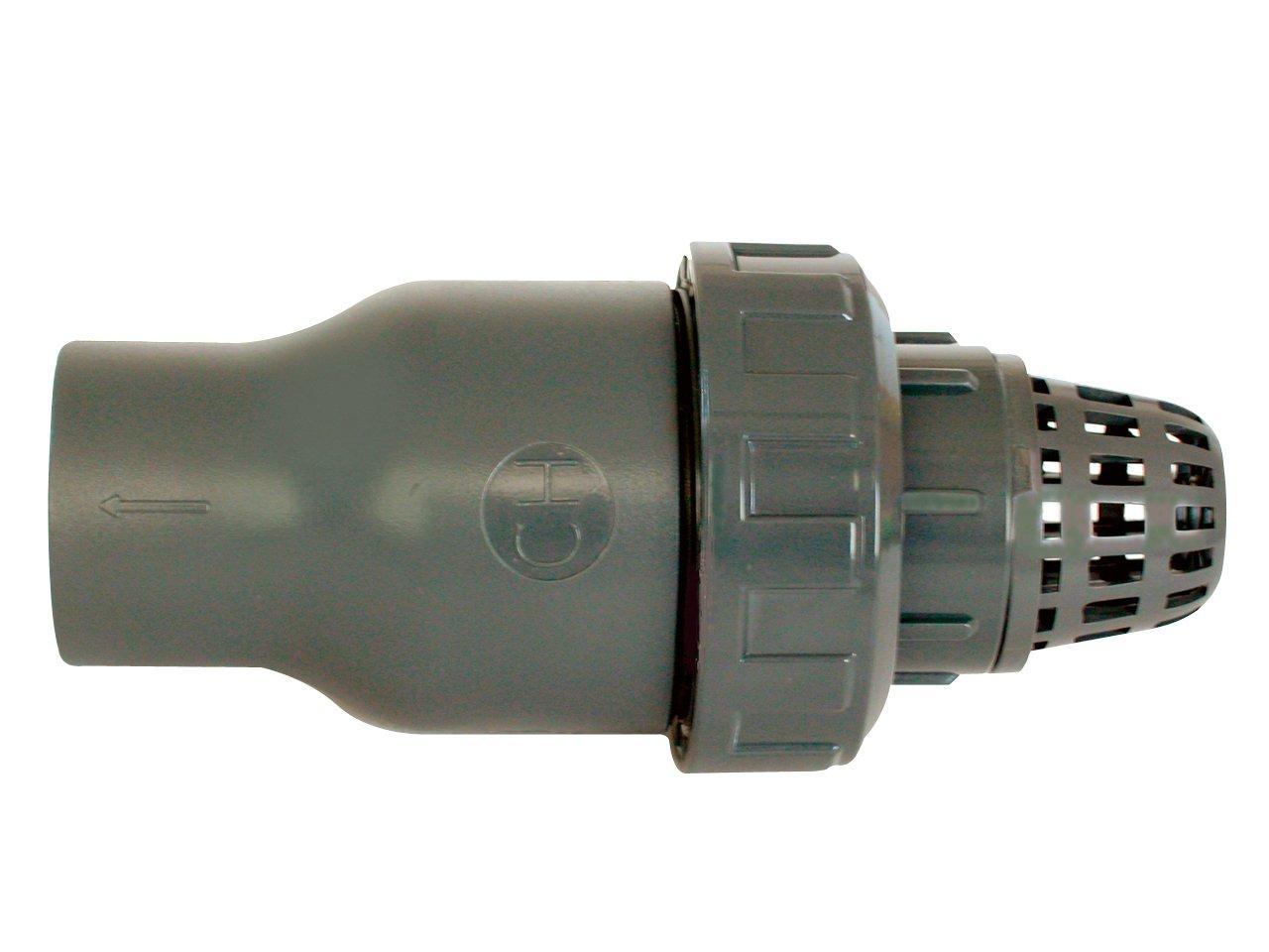 Tvarovka - Kuželový zpětný ventil 75 mm se sacím košem