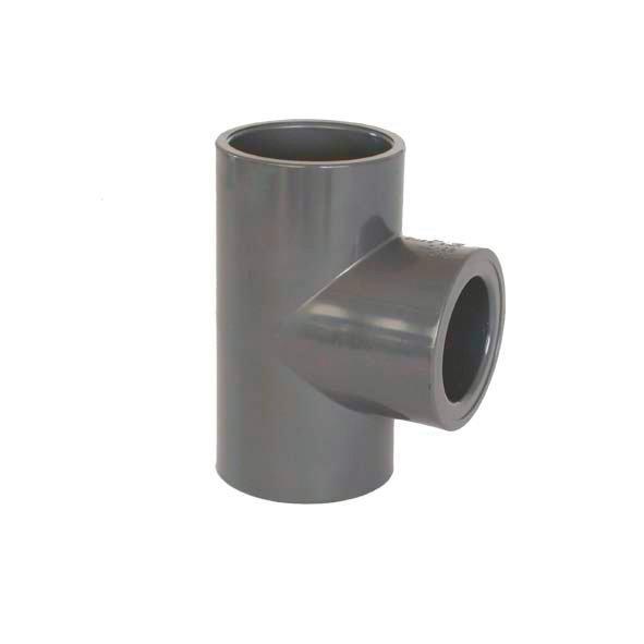 PVC tvarovka - T-kus 90° redukovaný 315 x 250 mm