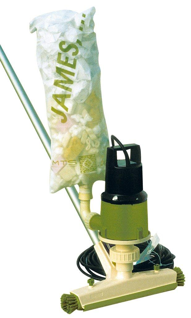 Filtrační vak pro JAMES – nylonová tkanina 100 mic, zip