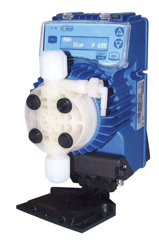 Dávkovací pumpa SEKO Tekna pro flokulant, sonda, držák sondy - TCK