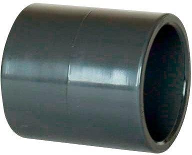 PVC tvarovka - mufna 50 mm