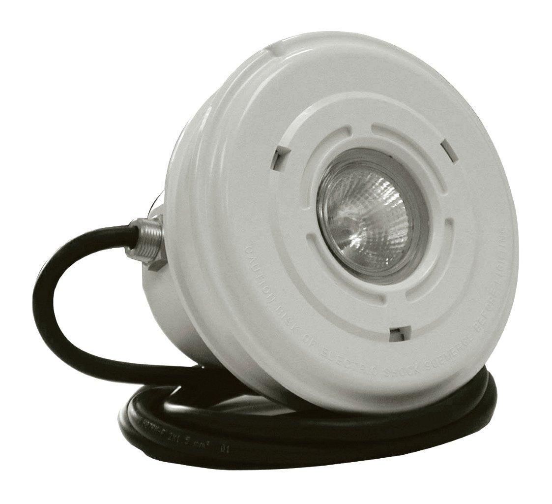 Podvodný svetlomet VA 50W s hrncom a prírubou, pre fóliu