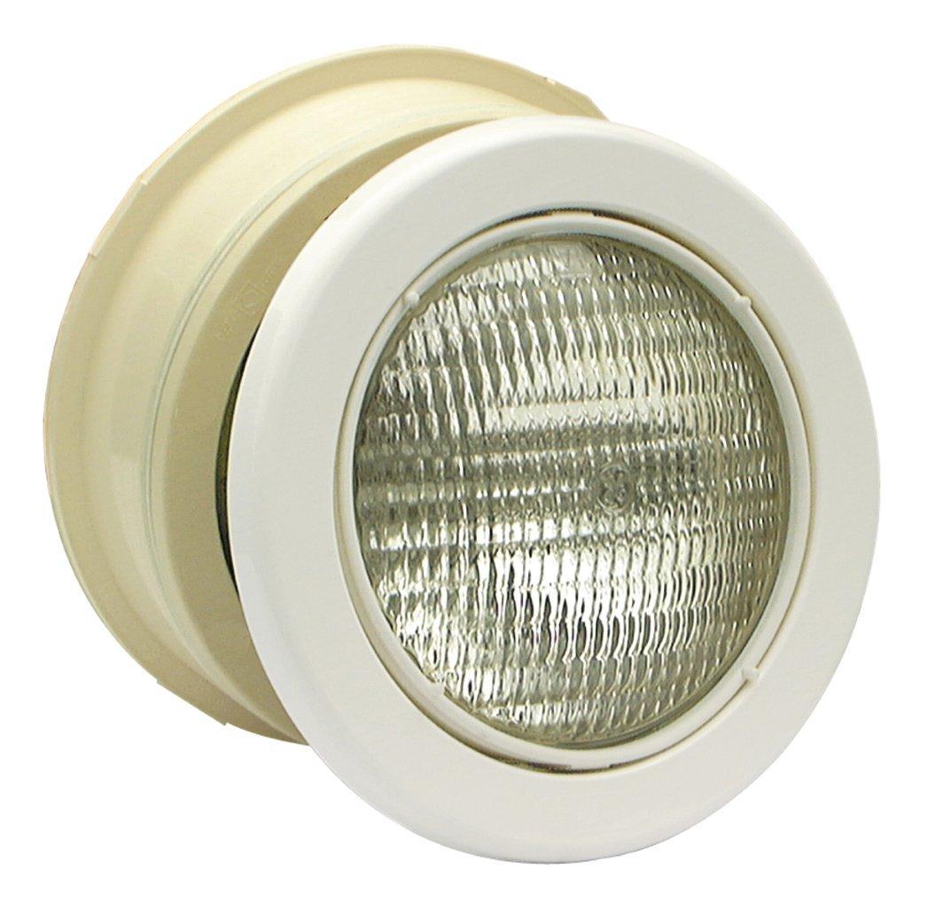 Podvodní světlomet MTS 300 W - plast ABS, do betonu (bílé)