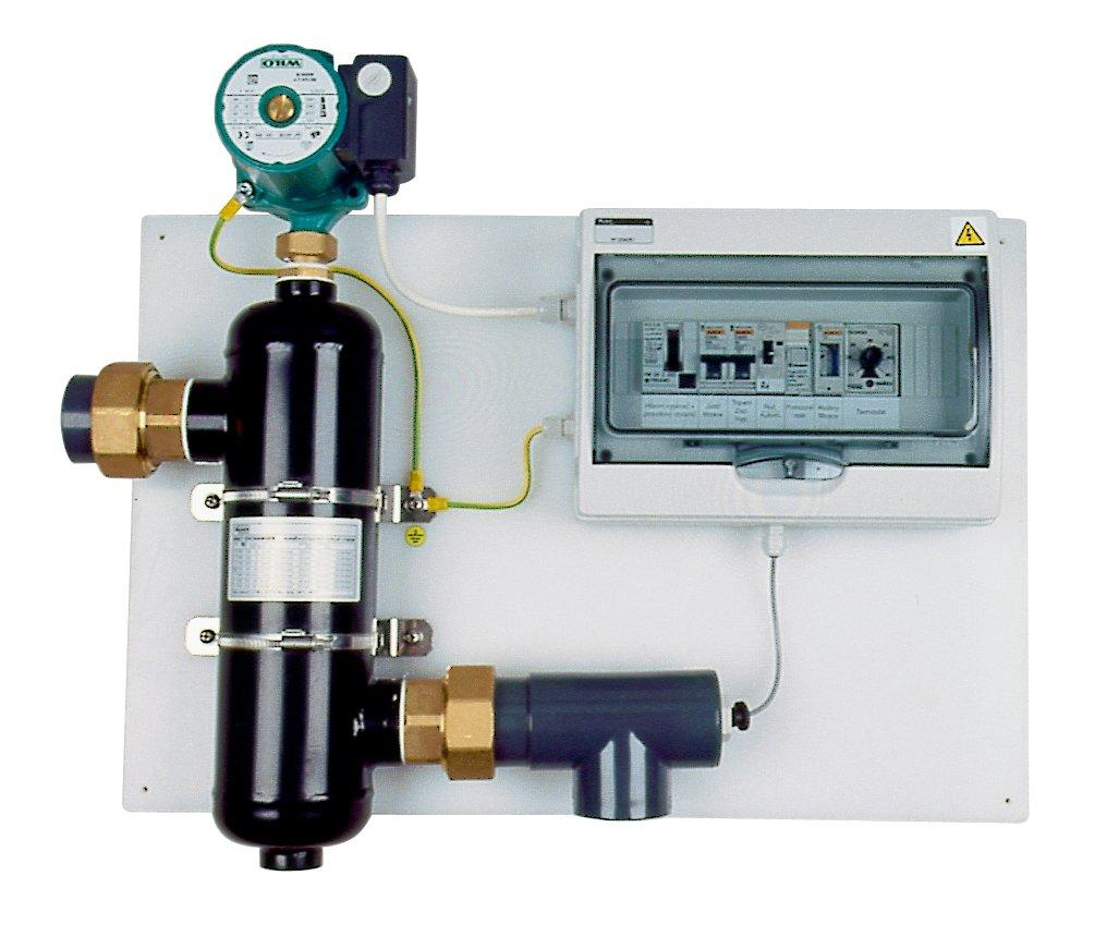 Kompaktná jednotka OVB 88 kW/230 V