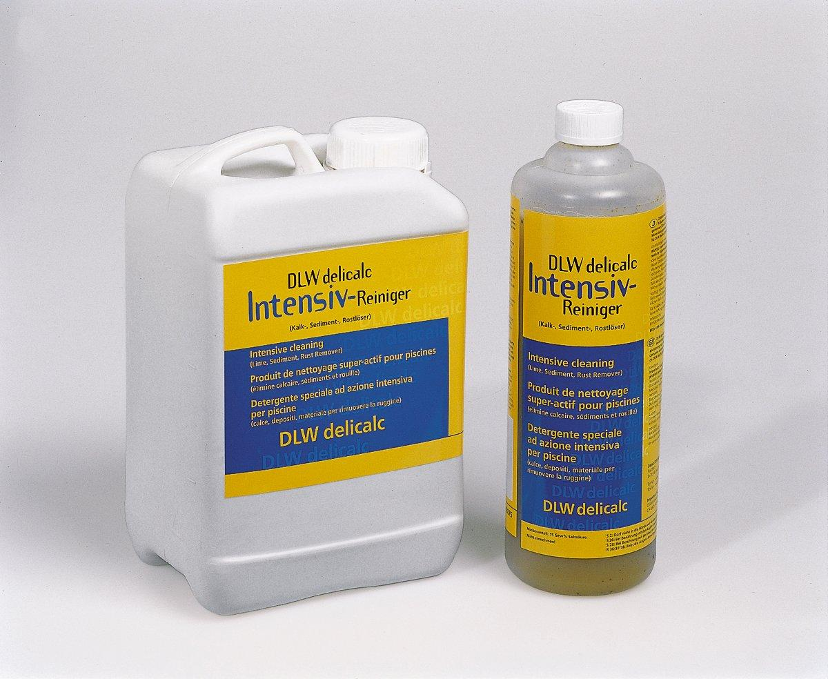 DLW čistič vápenných usazenin fólie Deliclean - 1 l